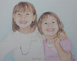 Corinne et rosalie