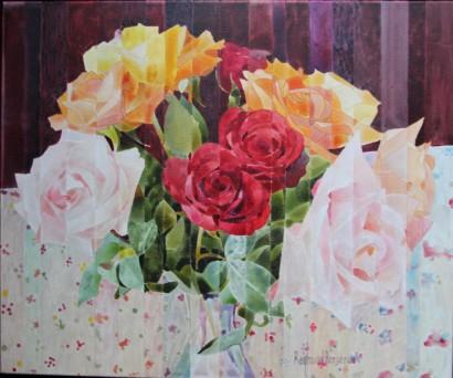 Des roses pour toi mon amour