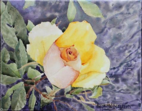Fleur d'or