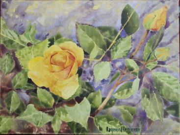 fleur-paisible