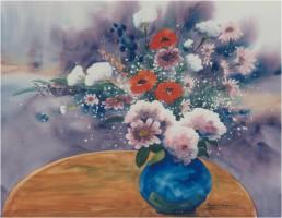 Fleurs pour une amie