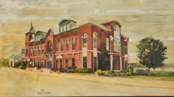 Hotel de ville de Lévis