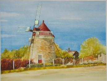 Moulin de l'île aux coudres
